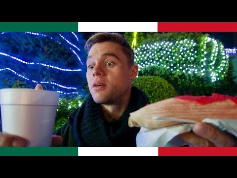 Christmas in Mexico (Gringos try Ponche, Tamales, y Atole)