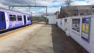Patricroft rail station