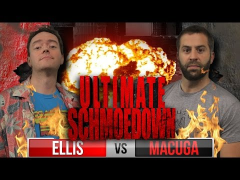 Ultimate Schmoedown Movie Trivia- Mark Ellis VS. Josh Macuga (Semi Finals)