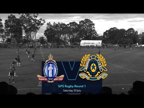 GPS Rugby 2019 R1: The Southport School V St Joseph's Nudgee College