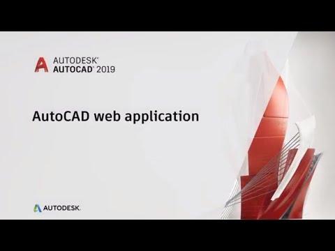 AutoCAD Web Application