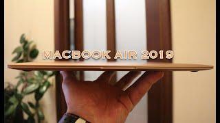 Macbook air 2019: Еще не PRO-шка, но уже почти