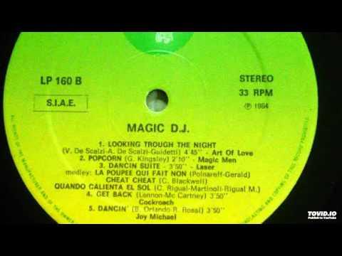 MAGIC DJ Compilation (lato B) 1984