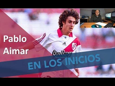 Maldini y Pablo Aimar en su archivo. Sus orígenes, goles que no recordáis. Tremendo #MundoMaldini