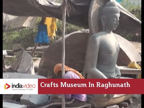 Recreating culture in stone at  Raghunath Mohapatra Crafts Museum in Odisha