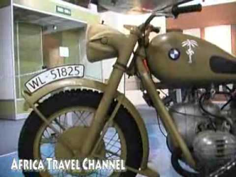 South African National Museum of Military History - Africa Travel Channel