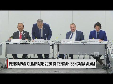 Persiapan Olimpiade 2020 di Tengah Bencana Alam Mp3
