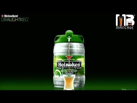 Heineken Draught Beer Review In Hindi | Heineken 5L Keg | #BeerThursday