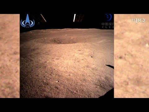 היסטוריה: סין הנחיתה גשושית בצד הנסתר של הירח