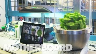 Robotic Gardeners & the Future of Food in Deep Space