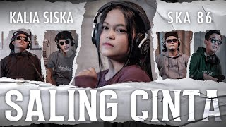 Download SALING CINTA | DJ KENTRUNG | KALIA SISKA ft SKA 86 | Official Music Video