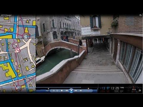 2017-11-11 Orienteering in Venice / Venezia