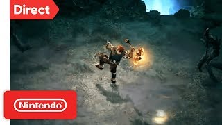 Diablo III: Eternal Collection - Nintendo Switch | Nintendo Direct 9.13.2018