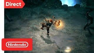 Diablo III: Eternal Collection - Nintendo Switch   Nintendo Direct 9.13.2018