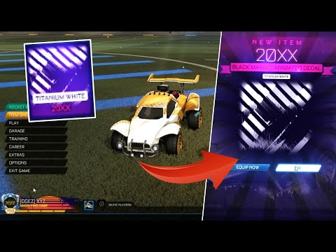 How I Got The Rarest Tw Black Market Decal In Rocket League Youtube