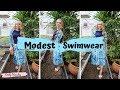 Modest Swimwear Haul   Undercover Waterwear