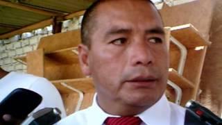 JACINTO ROMERO SEGURIDAD EN EL DISTRITO DE HUAURA