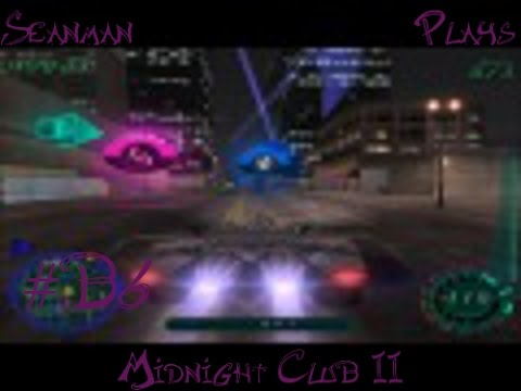Seanman Plays Midnight Club II Bonus #6: Battle Modes and Power-Ups!