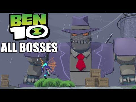 Ben 10 All Bosses