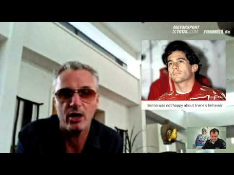 A Drink With Eddie Irvine, Episode #3