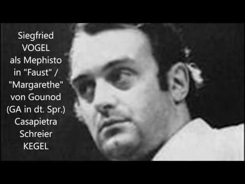 "Gounod: ""Faust"" (""Margarethe"") - Herbert Kegel (Gesamtaufnahme, dt.)"