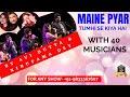 Maine Pyaar Tumhi Se I Phool Aur Kaante I Ajay Devgan I Bollywood Songs I 90's Hindi Songs