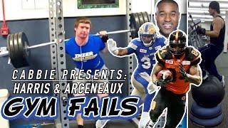 Epic Gym Fails with Manny Arceneaux & Andrew Harris on Cabbie Presents thumbnail