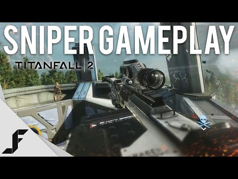 TITANFALL 2 SNIPER GAMEPLAY + Tips