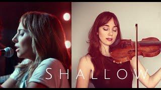 Shallow A Star Is Born Lady Gaga Bradley Cooper - instrumental violin cover sheet music.mp3