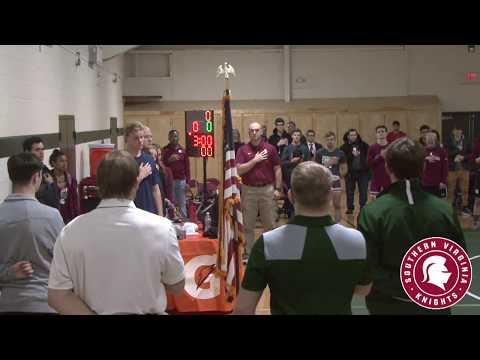Wrestling vs Greensboro College
