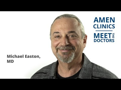 Amen Clinics Meet The Doctors - Michael Easton