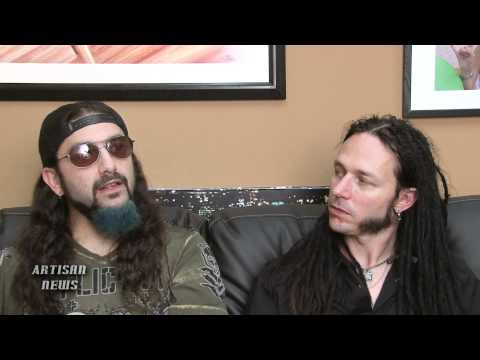 John Moyer - ADRENALINE MOB PLAY NYC HIT LOONEY TUNES UPON RECORD RELEASE