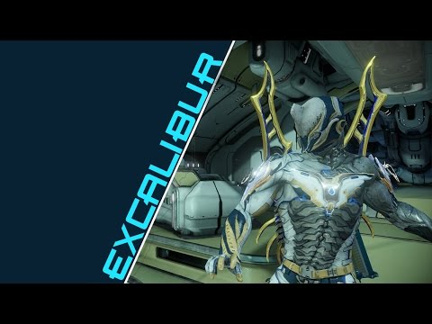 Warframe: Off The Runway - Excalibur
