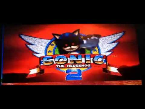 Crepypasta Sonic Exe 2 El Mal En 16 Bits Juego Sonic
