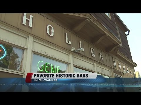 Two Milwaukee bars compete for title of America's favorite historic bar