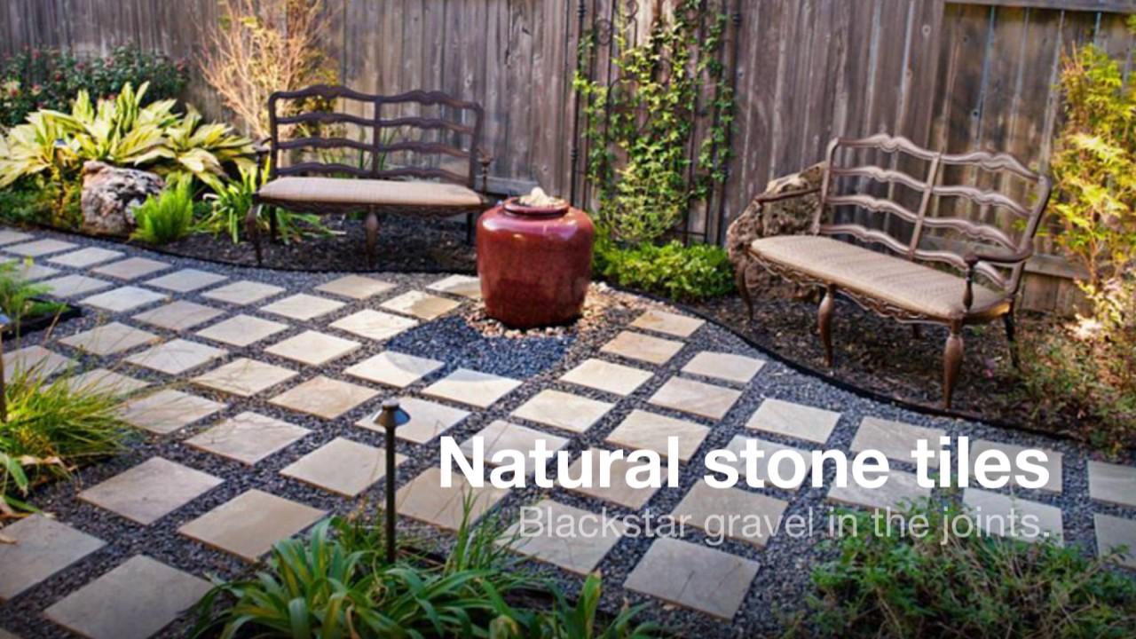 Natural Stone Patios   Flagstone Or Dimensional Cut?