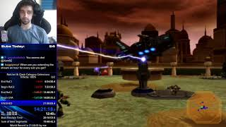 [World Record] Ratchet and Clank 100% Trifecta Speedrun in 19:57:21 (Part 3/3)