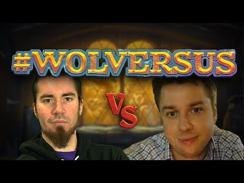 Tennis feat. JohnnyStoneHS | Wolv vs. Friends Episode 13 | Hearthstone