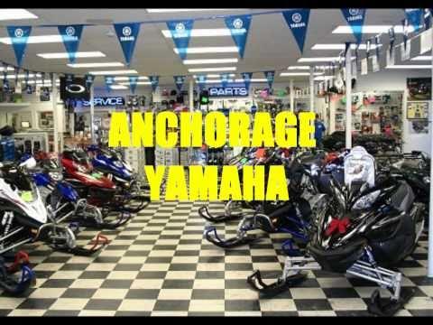 Anchorage Yamaha Snowmobiles