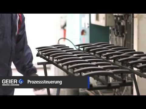 Geier Lacktechnik -  Industrie