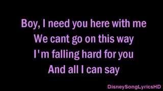 Selena Gomez & The Scene - Round & Round (Lyrics)