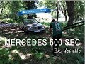 Mercedes C126 SEC (2/2)- El 500 en detalle