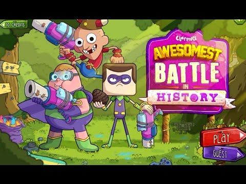 Clarence Awesomest Battle in History (FREE for ALL)