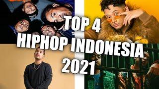 TOP 4 HIPHOP INDONESIA Juli 2021