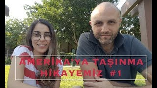 Amerİka'ya TaŞinma Hİkayemİz | İstanbul - Los Angeles Vlog#1