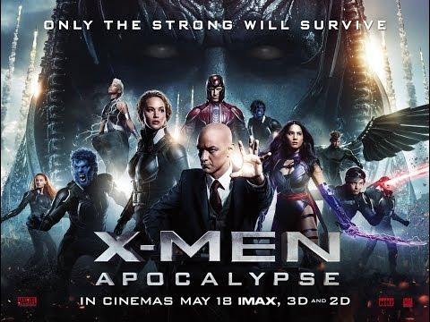 X-Men Apocalypse 2016 Free Download Full Movie[Dual Audio English&Hindi]