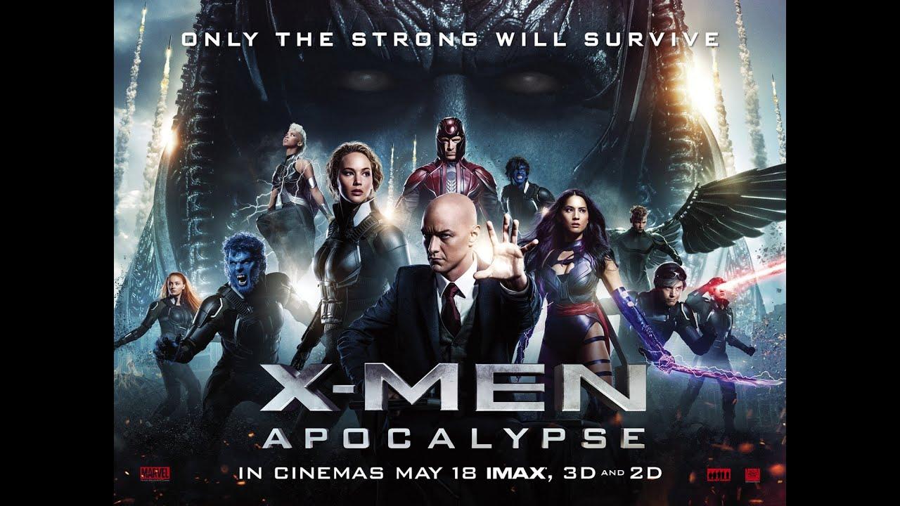 x men apocalypse full movie online