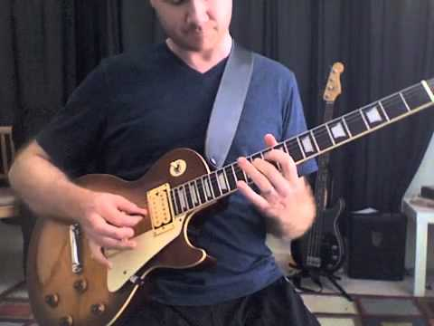 Divided Sky - Phish - Guitar Solo/Theme