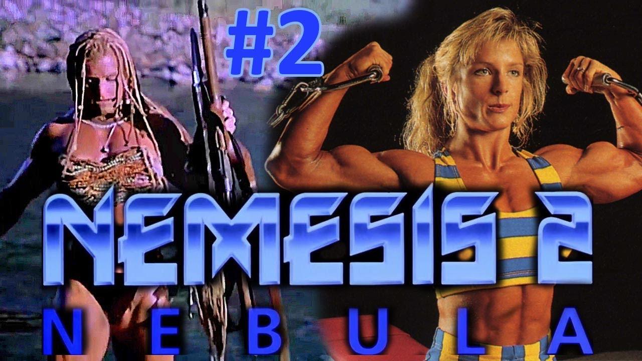 Download American bodybuilding babe Sue Price in Nemesis 2: Nebula. Part #2