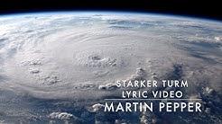 Starker Turm Lyric Video - Martin Pepper official
